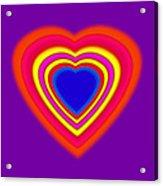 Super Love Acrylic Print