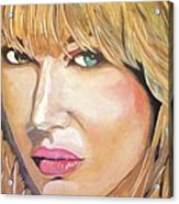 super Mod 10 Acrylic Print by Michael Henzel