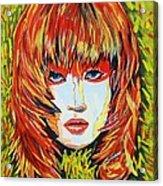 Super Mod 8 Acrylic Print by Michael Henzel