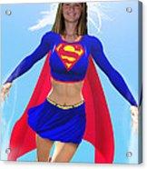 Super Nina Acrylic Print