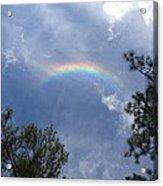 Super Rainbow Acrylic Print