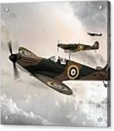 Supermarine Spitfire Mk I Acrylic Print