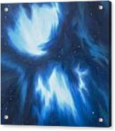 Supernova Explosion Acrylic Print