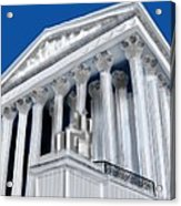 Supreme Court Acrylic Print