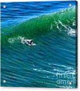 Surf 1 Take Off Acrylic Print