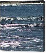 Surf 2 Acrylic Print