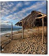 Surf Shack II Acrylic Print
