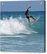 surf Vll Acrylic Print