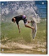 Surfer 9222013 Acrylic Print