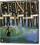 Surfer Dude 2 Acrylic Print