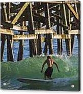 Surfer Dude 3 Acrylic Print
