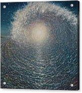Surfers Dream Acrylic Print