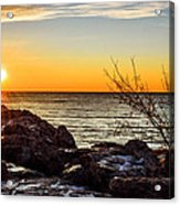 Surprise Sunrise Acrylic Print