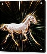 Surreal Horse Acrylic Print