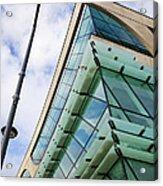 Surrey Public Library Acrylic Print