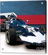 Surtees Ts8 F5000 Acrylic Print