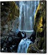 Susan Creek Falls Series 12 Acrylic Print