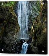 Susan Creek Falls Series 13 Acrylic Print