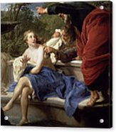 Susanna And The Elders, 1751 Acrylic Print