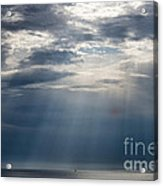 Suspended Between Heaven And Earth Acrylic Print