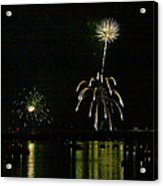 Susquehanna 4th Of July Spectacle Acrylic Print