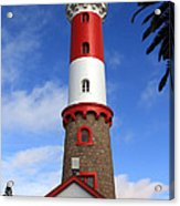 Swakopmund Lighthouse Acrylic Print