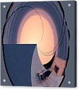 Swallowtail Lighthouse Fantash Acrylic Print