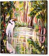 Swamp Angel Acrylic Print