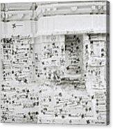 Swastikas Acrylic Print