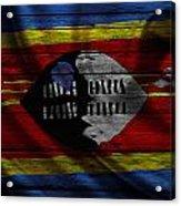 Swaziland Acrylic Print