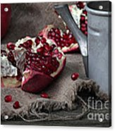 Sweet And Crunchy Acrylic Print
