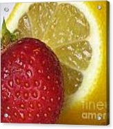 Sweet And Sour Acrylic Print
