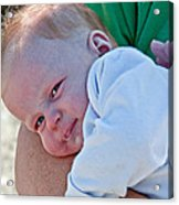 Sweet Baby Bubbles Art Prints Acrylic Print
