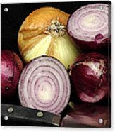 Sweet Candy Onions Acrylic Print