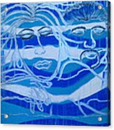 Sweet Dreams Acrylic Print by Adriana Garces