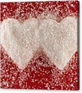 Sweet Hearts Acrylic Print