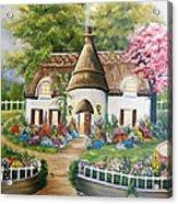 Sweet Home Acrylic Print