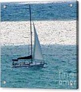 Sweet Sail Acrylic Print
