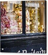 Sweet Shop Acrylic Print