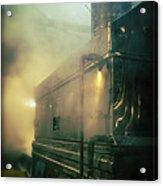 Sweet Steam Acrylic Print