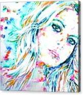 Sweetness Of Harmony Acrylic Print