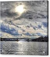 Swift Island Bridge 4 Acrylic Print