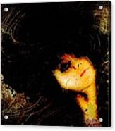Swing With Me Acrylic Print by Gun Legler