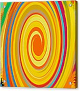Swirl 80 Acrylic Print