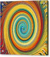 Swirl 82 Acrylic Print