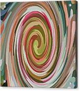 Swirl 92 Acrylic Print