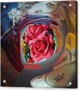 Swirl Acrylic Print by Rosalie Klidies