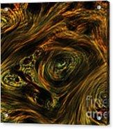 Swirling 2 Acrylic Print