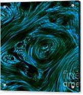 Swirling 3 Acrylic Print