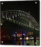 Sydney Harbour Bridge Acrylic Print